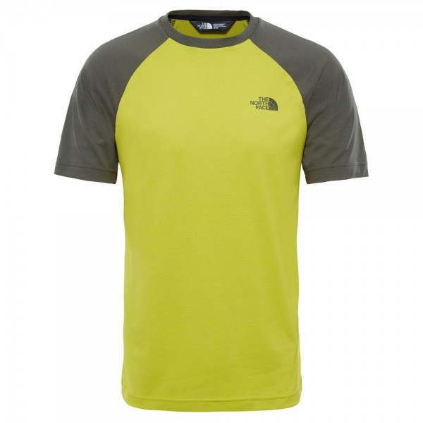 The Transpirable Face North Camisetas Tanken Téctica ZP04v4