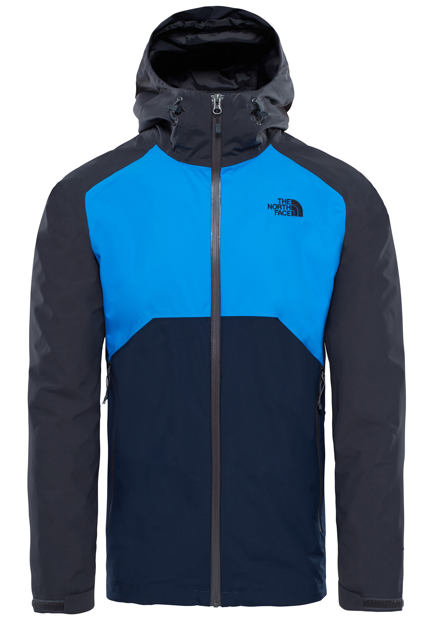 CHAQUETA IMPERMEABLE THE NORTH FACE STRATOS AZUL