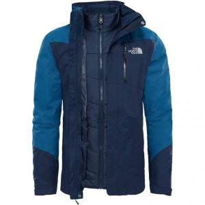 CHAQUETA SOLARIS TRICLIMATE 3 EN 1 THE NORTH FACE