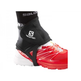POLAINAS TRAIL GAITERS LOW BLACK DE SALOMON