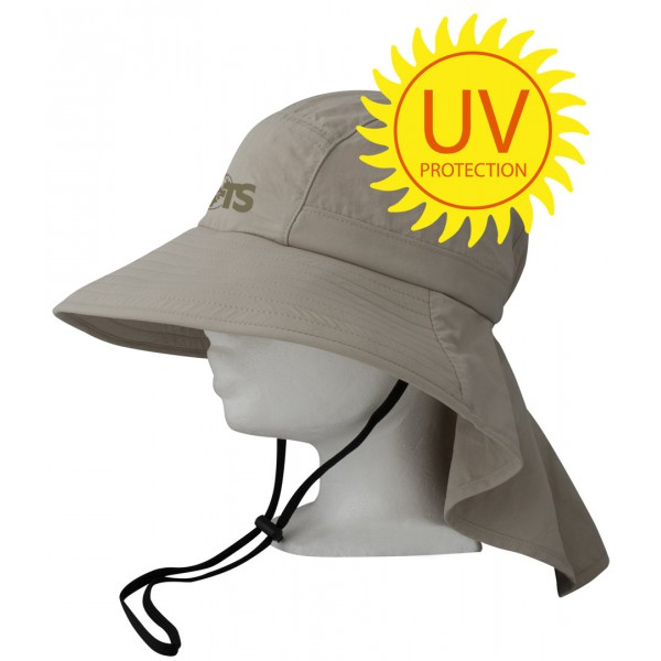 SOMBRERO TRAVELSAFE SAVANNAH CON PROTECCION SOLAR