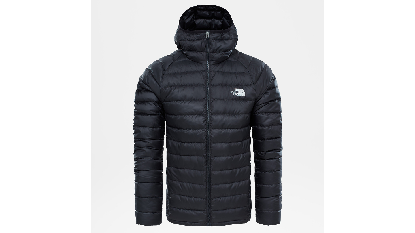 CHAQUETA THE NORTH FACE TREVAIL HOODIE M