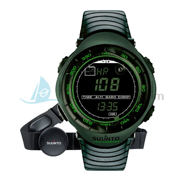 RELOJ SUUNTO VECTOR HR DARK GREEN
