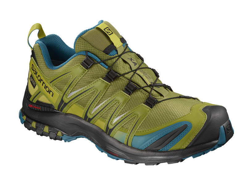 ZAPATILLA DE TRAIL RUNNING SALOMON MOD.XA PRO 3D GTX
