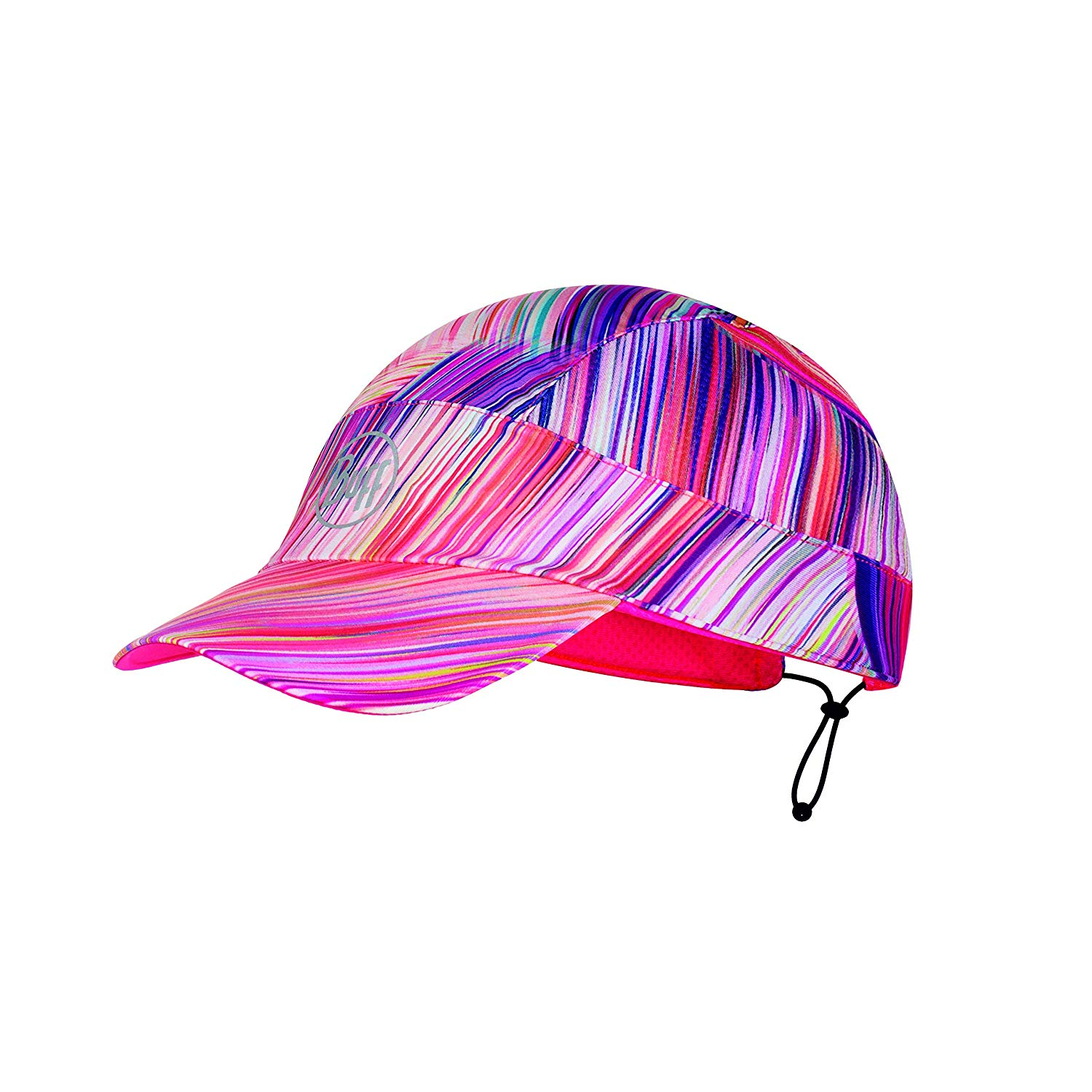 Gorra Pack Run reflectante R-Jayla Rose Pink Buff
