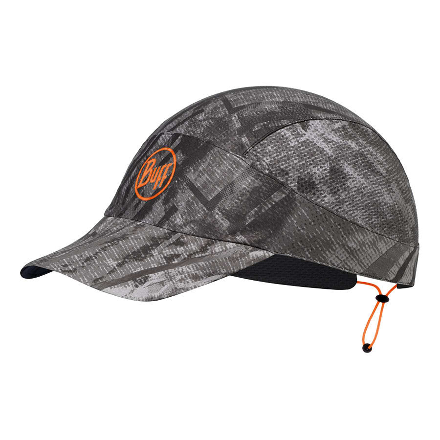 Gorra Pack Run reflectante R-City Jungle Grey Buff