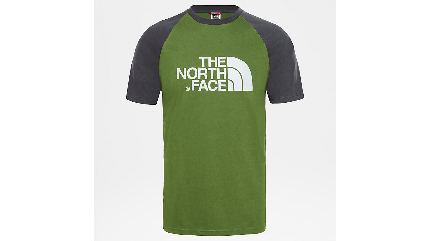 CAMISETA EASY RAGLAN THE NORTH FACE