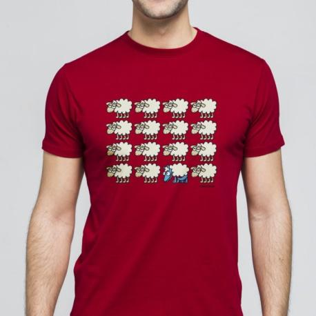 camiseta-hombre-escondido