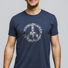 CAMISETA KUKUXUMUSU PEACE MIX