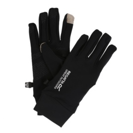 Guantes Softshell Touchtip Stretch Para Hombre – Negro